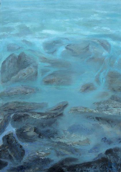 陳欽明-礁岩海岸