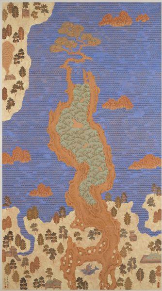 潘信華-有樹與海的風景