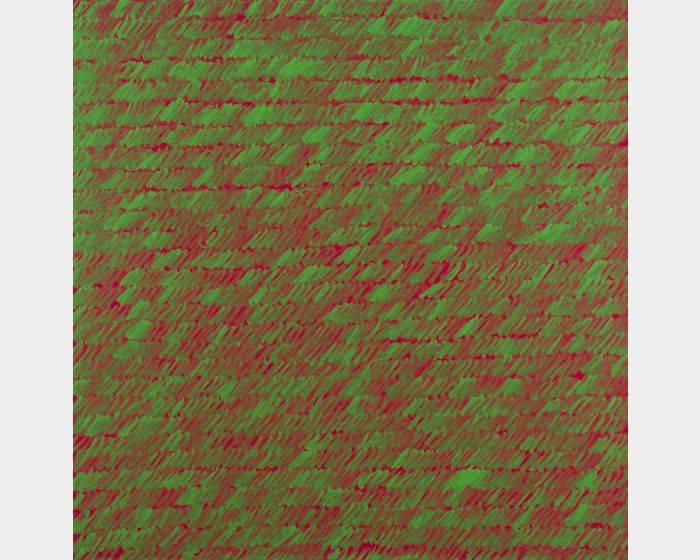 蔡年玨-筆觸-紅綠