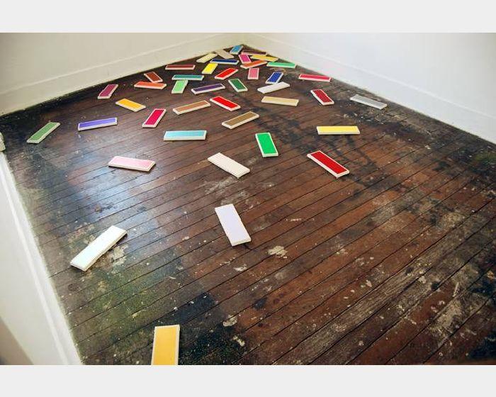 陳曉朋-我的貝確勒系列 II- 色表與單色畫 My Batchelor Series II - Monochrome & Colour Chart