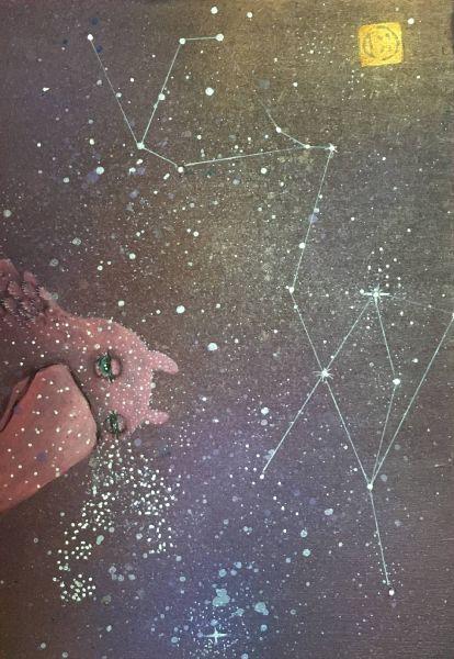 吳佳容-銀河裡的輕旅行-泡影系列2