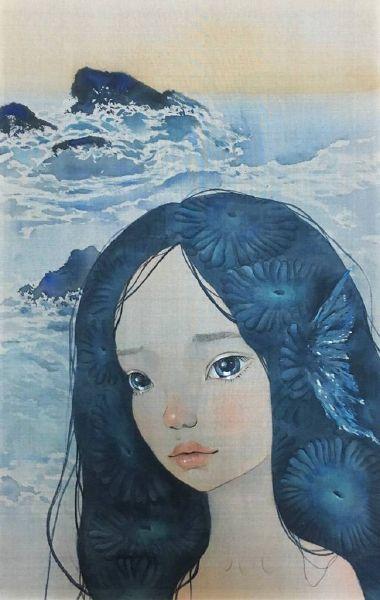 吳佳容-人魚的眼淚Ⅰ