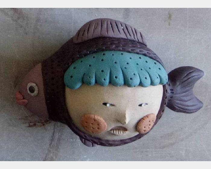郭舒凡-在魚塘(七)