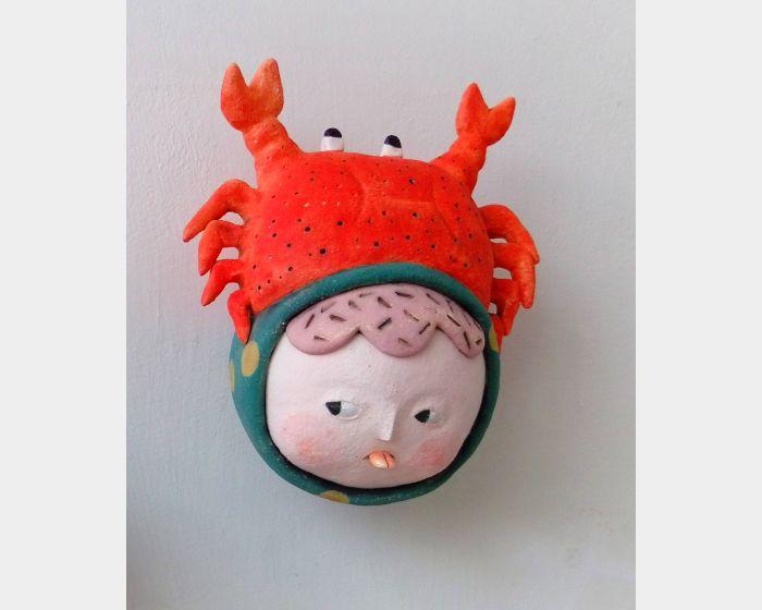 郭舒凡-在海中-蟹蟹