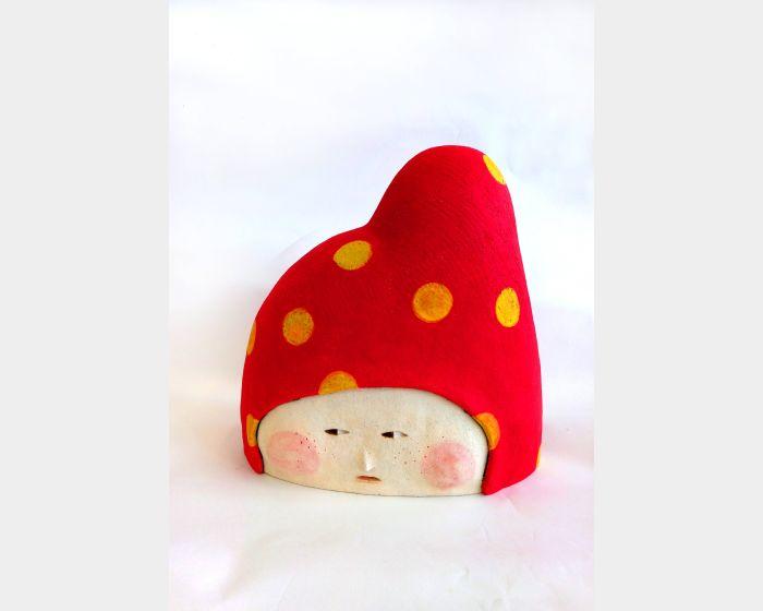 郭舒凡-白日夢人-紅帽女孩