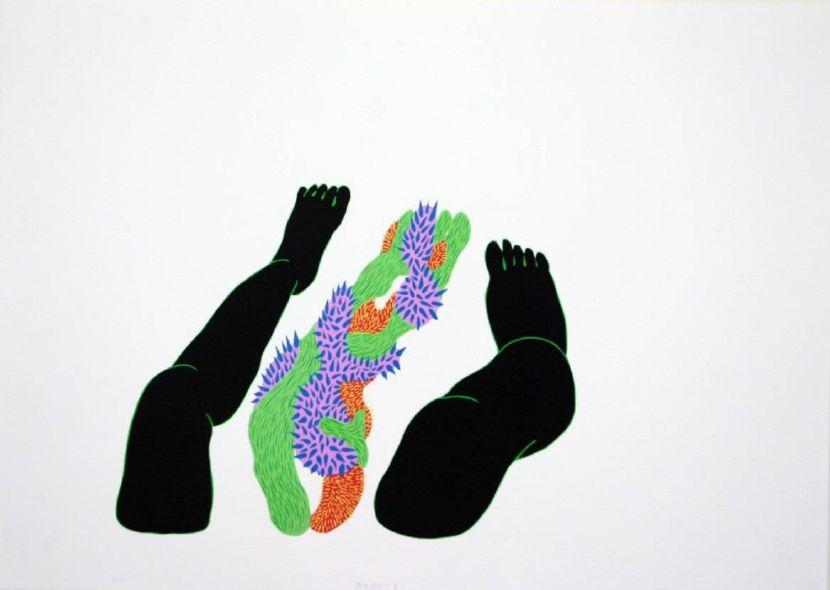 趙瑜-偽生肢-足