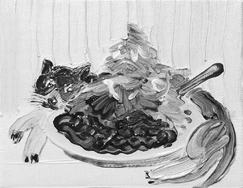 劉致宏-抹茶紅豆冰