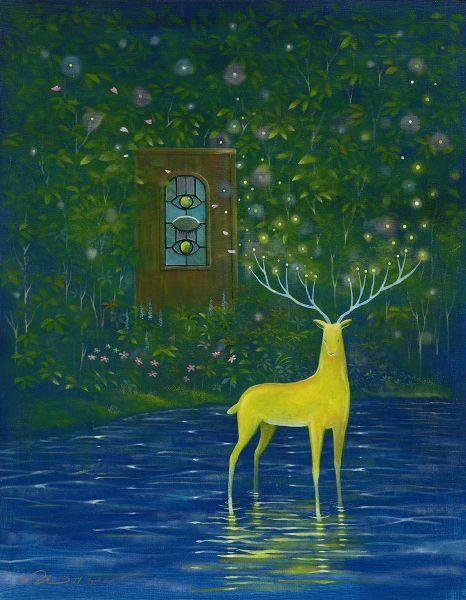 海至-光鹿與心門
