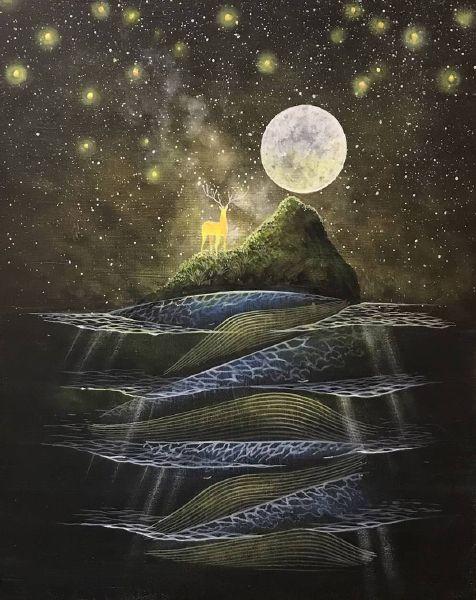 海至-解憂島嶼與祈福之星