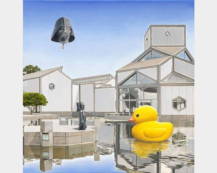 曹文瑞-漂浮練習曲