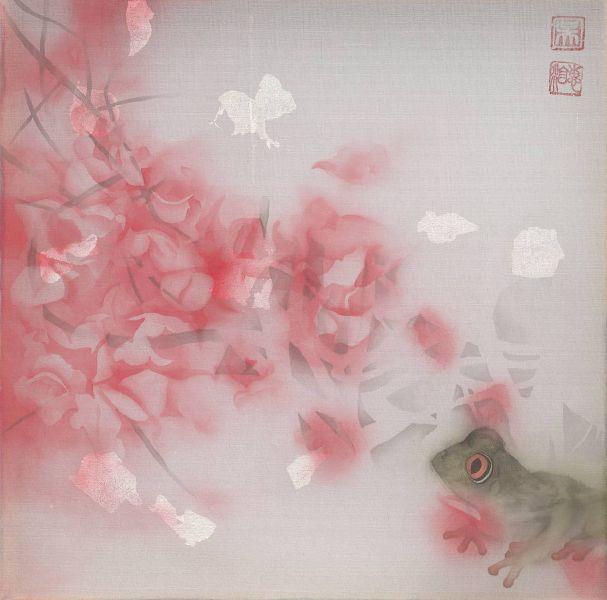 吳惠淳-萬丈紅— 動物世界#1