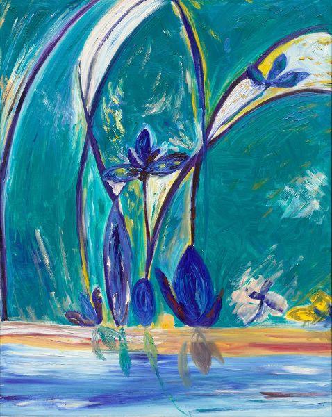 徐慧蘭-我的香水藍