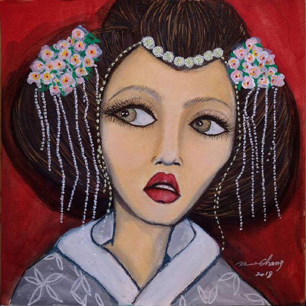 張雅蘭 Monica CHANG -戲伶 -1