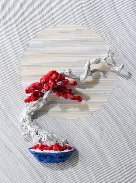 林俊彬-超越真實的假山水聖像盆栽 - Steven