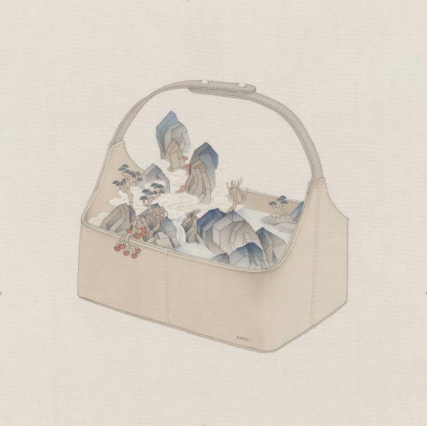 張小黎-《一籃秋》A Basket of Autumn