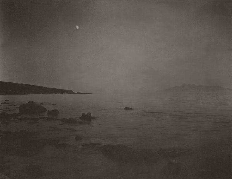 志鎌猛-《觀照 - 天空島:埃爾戈爾 #1》Contemplation - Isle of Skye : Ealaghol #1