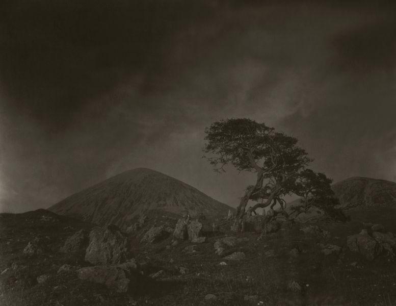 志鎌猛-《觀照 - 天空島:基爾布萊德》Contemplation - Isle of Skye :Cille Bhrìghde