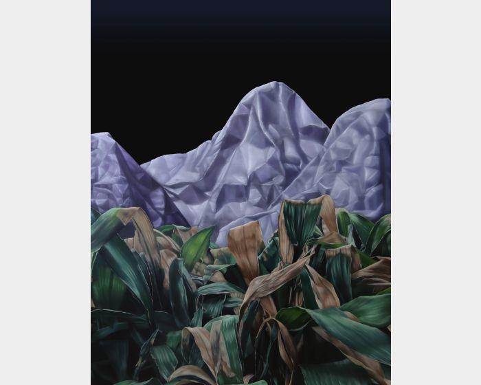 顏群-《變動風景 3》 Landscape Variation 3