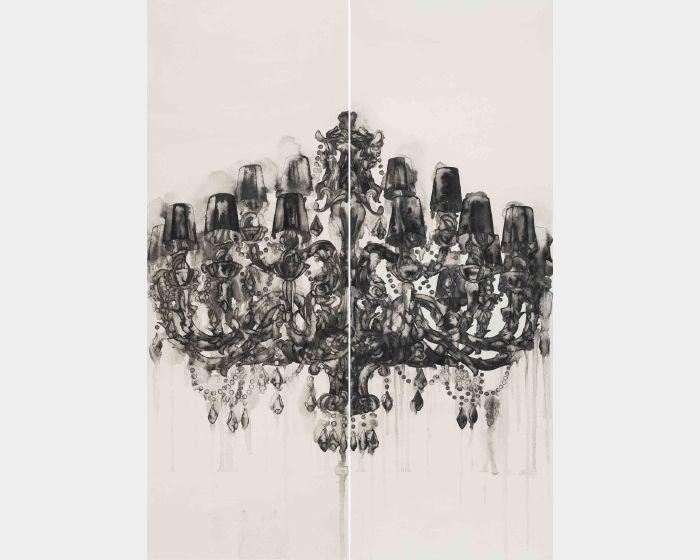 李婷婷-《水晶燈 》Crystal  lamp