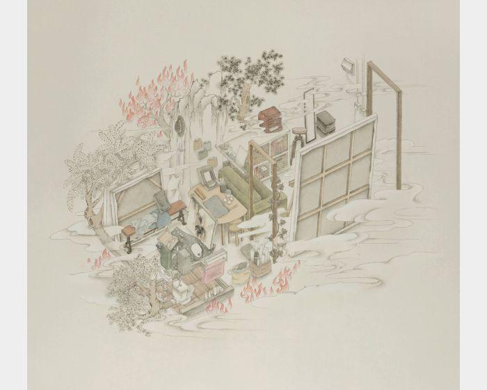 鄭丹珊-《密室107》 Studio 107