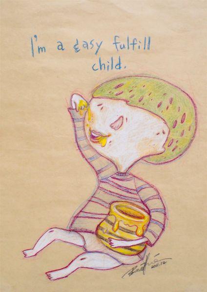 林彥良-I'm a easy fulfill child