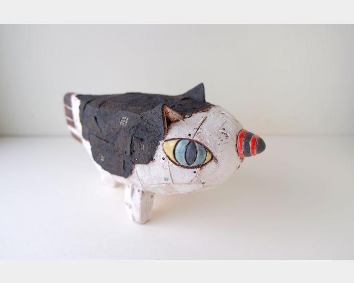 蔡文明(有空)-貓屋 #1