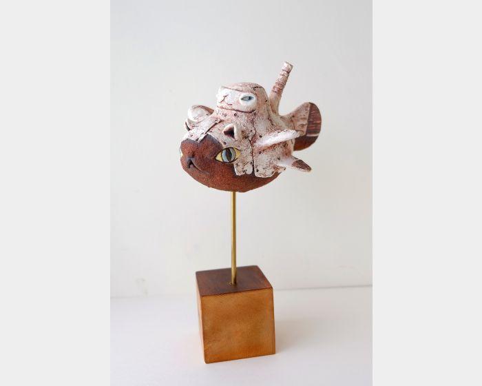 蔡文明(有空)-Winged cat #3