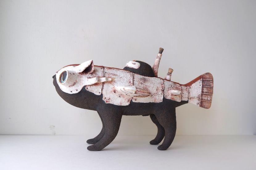 蔡文明(有空)-Winged cat #2