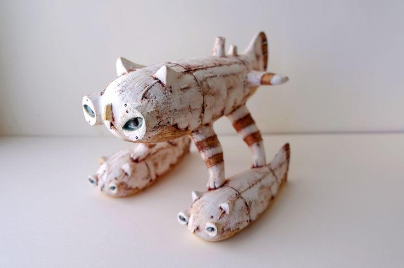 蔡文明(有空)-Winged cat #4