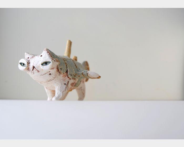 蔡文明(有空)-Winged cat #5