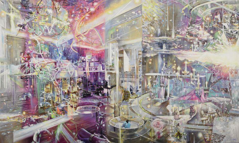 張絜廸-當代風景畫