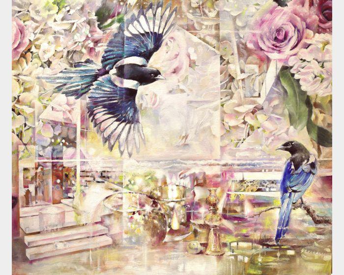 張絜廸-花鳥韻語-1