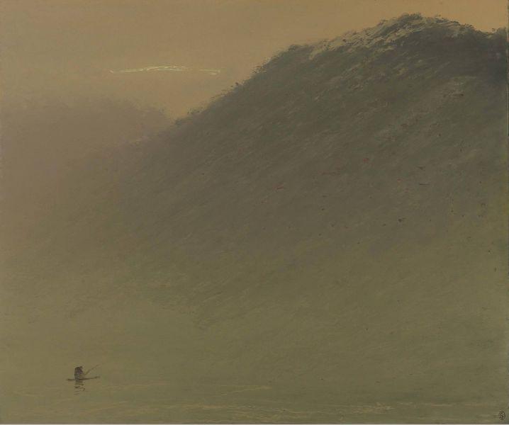 葉東進-山之音系列802 Sound of mountains No.802