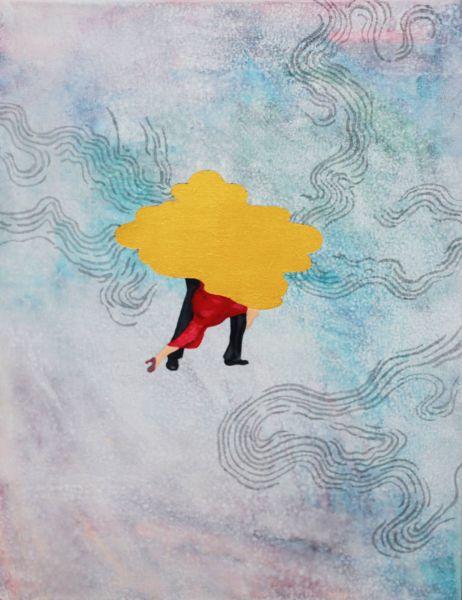 黃法誠-金色雲朵 Golden cloud