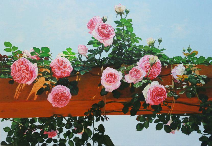 林嶺森-清穹玫瑰 Roses
