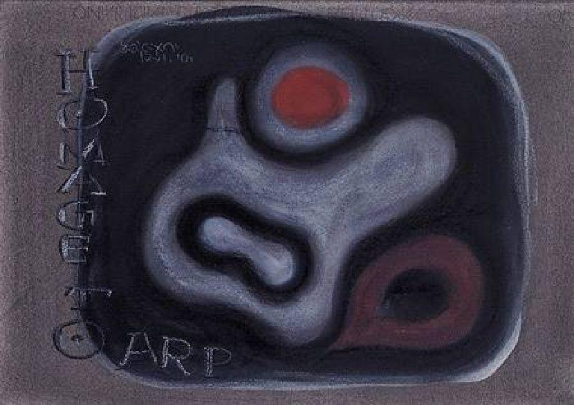 劉其偉-向ARP致敬 Pay tribute to ARP