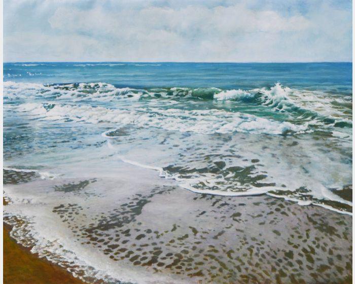 胡文賢-海灘