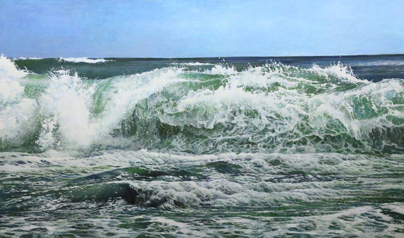 胡文賢-海浪 Wave