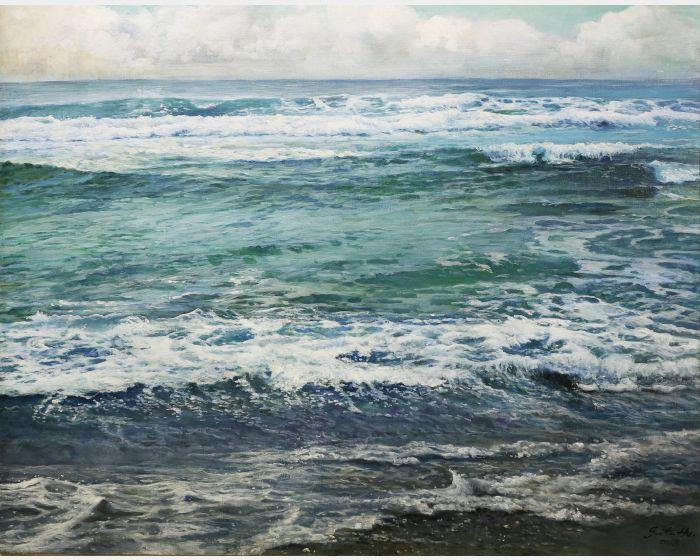 胡文賢-海 Sea