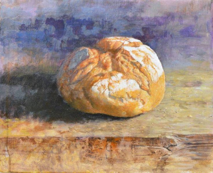 胡文賢-糧 Grain
