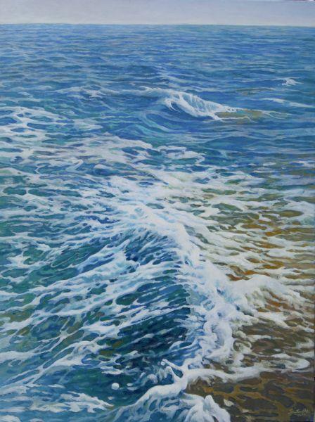 胡文賢-海浪 Waves