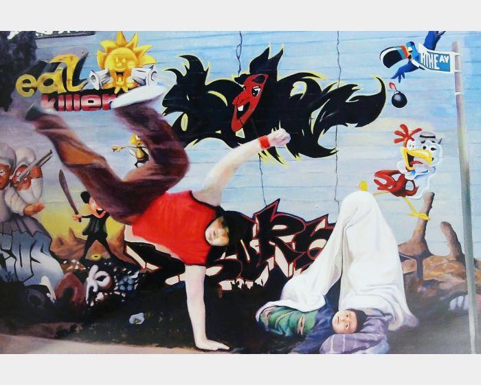 曾仕猷-街頭藝人No.20 Street artists No.20