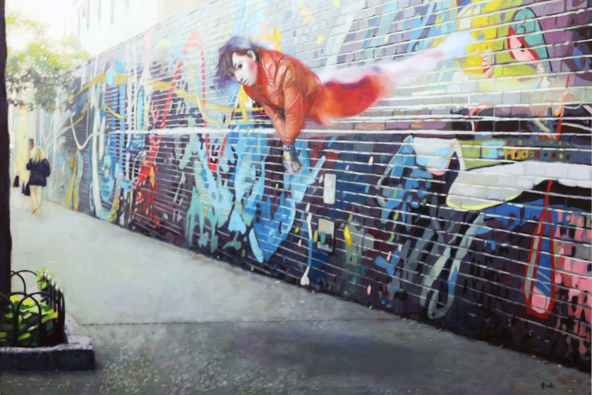 曾仕猷-街頭藝人No.33 Street artists No.33