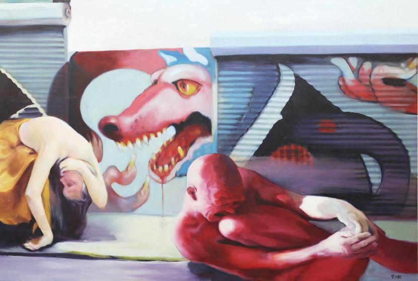 曾仕猷-街頭藝人No.23 Street artists No.23