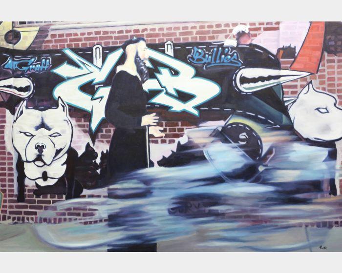曾仕猷-街頭藝人No.32 Street artists No.32
