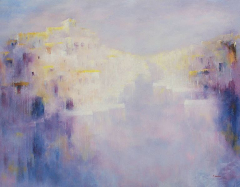 舒丹-煙雨濛濛 The morning fog