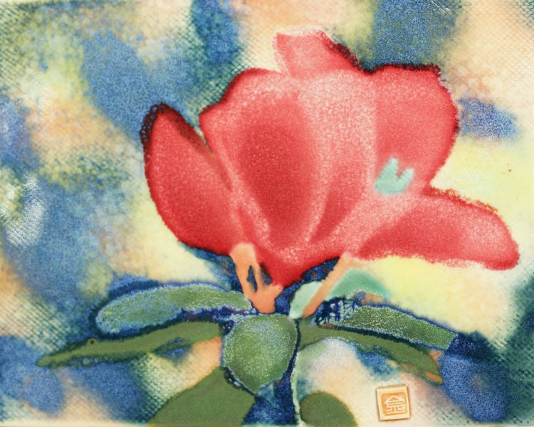范振金-杜鵑花 Rhododendron