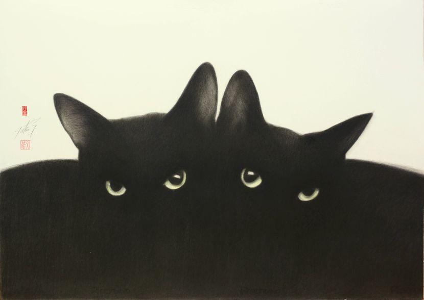 高橋行雄-雙胞 Twins