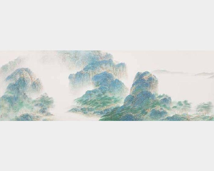 彭偉新-溪山無盡 1