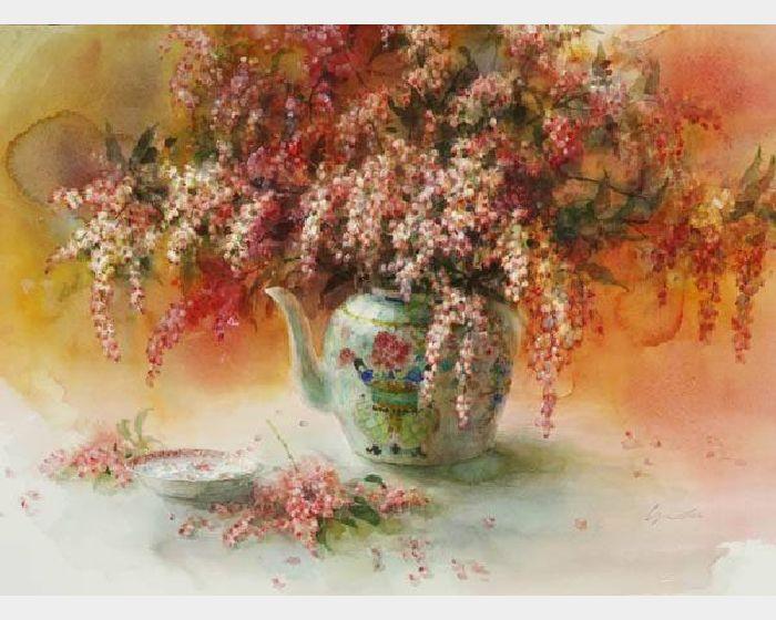 永山裕子-春天之花